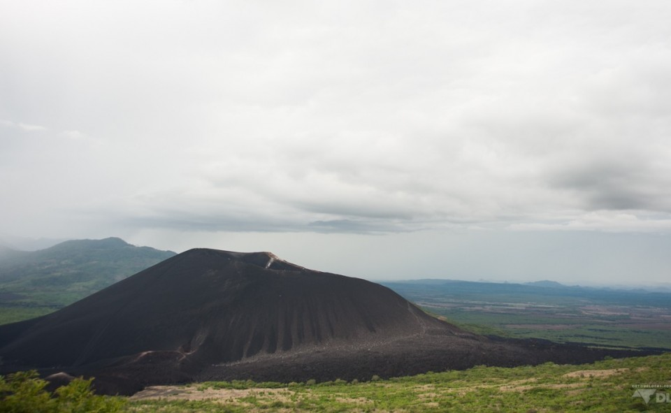 Le Nicaragua et ses volcans