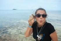 Alizé qui déconne sur les îles San Blas au Panama