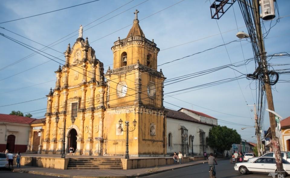La ville de León compte plus de trente églises différentes