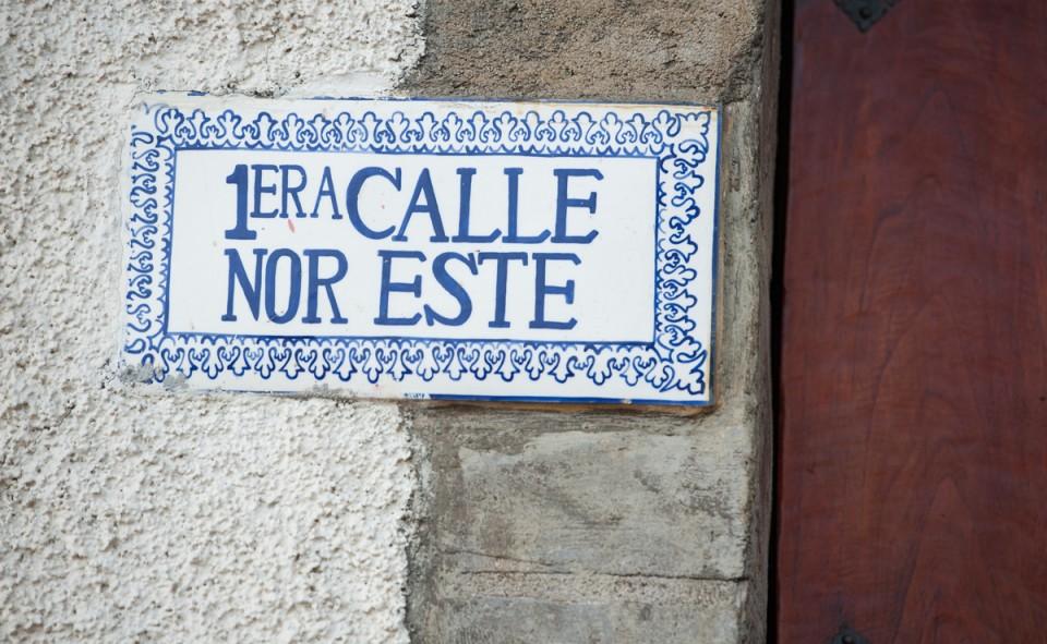 Les rues de Léon au Nicaragua