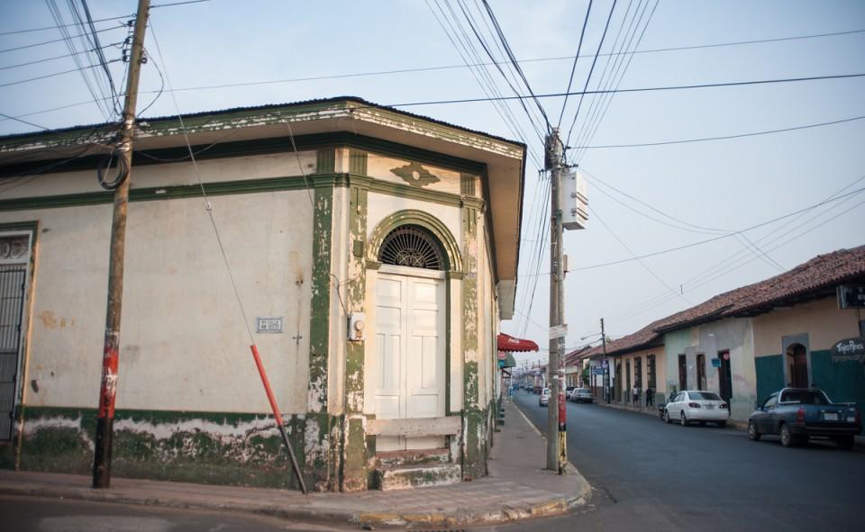 Le maison de style coloniales
