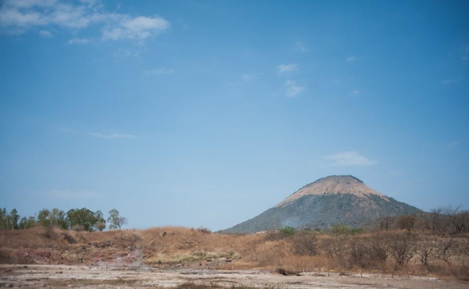 Randonnée vers le Telica, un volcan encore actif