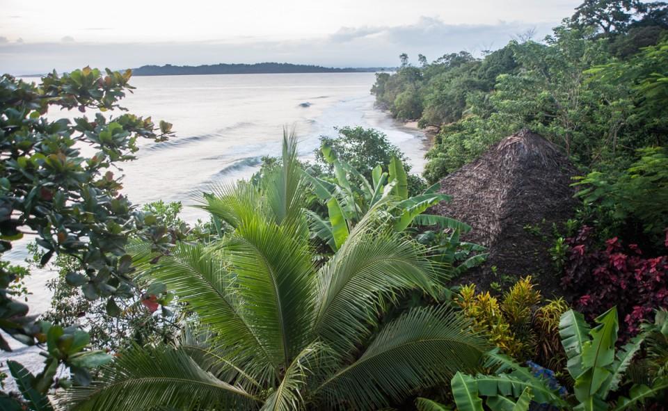 Tesoro Escondido, un paradis caché dans la jungle