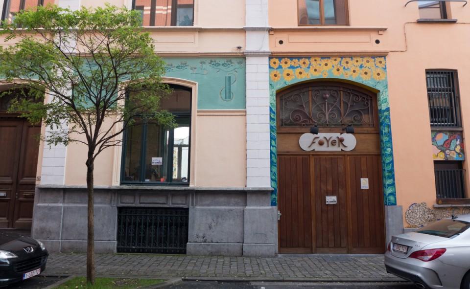 Le Foyer, c'est le centre mère de la vie du quartier de Molenbeek