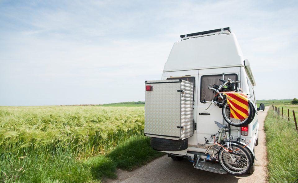 Faire son support à vélo pliable, c'est pas si compliqué