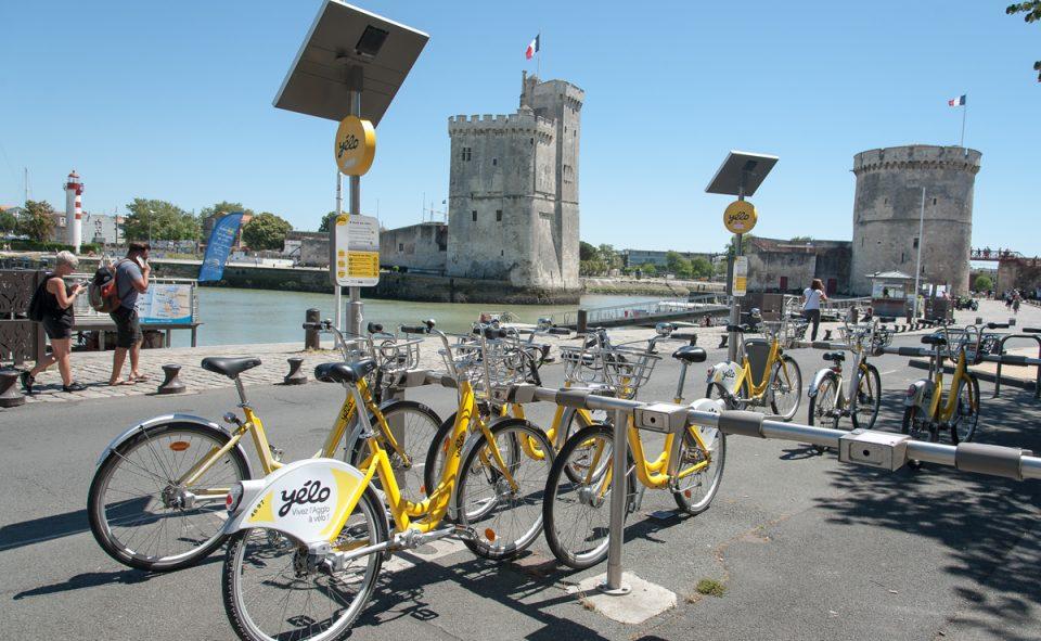 Les vélos yélo, c'est une option intéressante si on a pas sa bicyclette