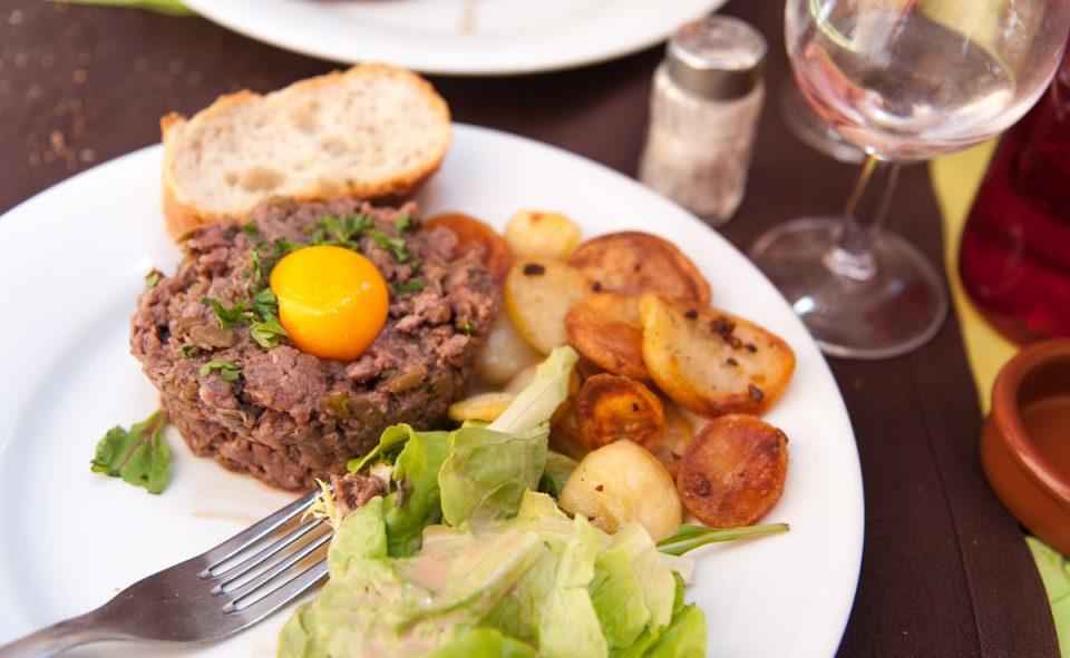 Un bon repas de midi à Toulouse au restaurant Le May